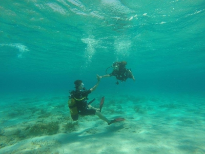 Discover Scuba Diving in Elafonisos